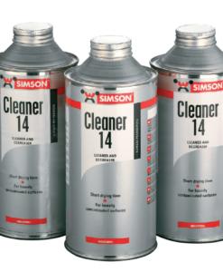 Simson cleaner 14