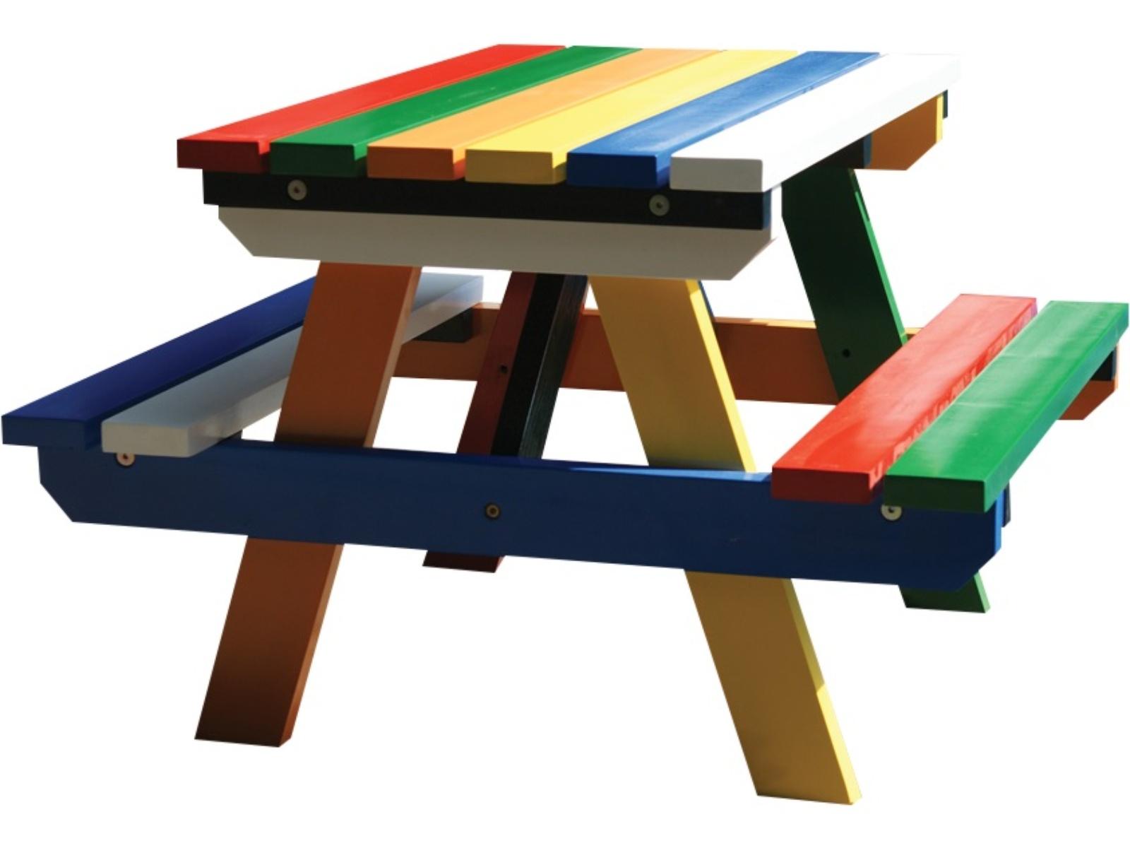 Kinder Picknick Tafel : Tiptop kinder picknicktafel bank in youtube