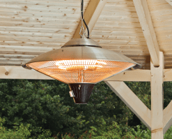 Heater plafond model