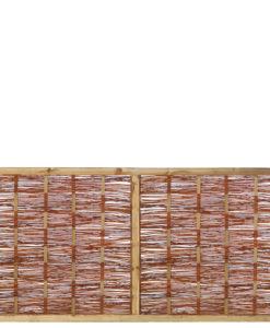 Tuinscherm Wilgenteen H90xB180cm