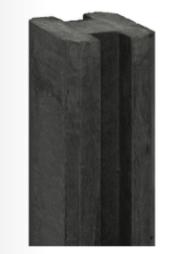 Antraciet 10.0x10.0x270cm