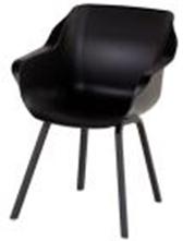 Sophie Element Armchair - Carbon black