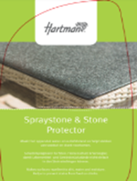 Stone & Spraystone protector 750 ml with cloth