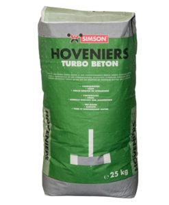 Simson hoveniers turbo beton grijs