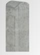 betonpaal wit/grijs