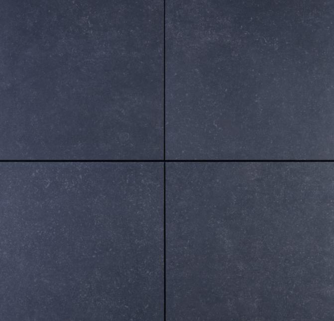 GeoCeramica® 80x80x4 Impasto Negro