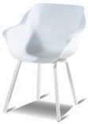 Sophie Element Armchair - Royale White
