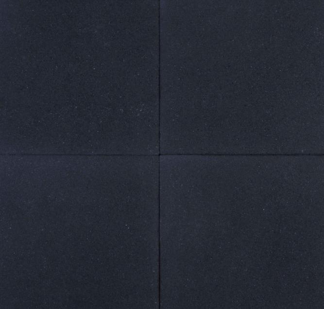 GeoColor Tops 60x60x4 Solid Black