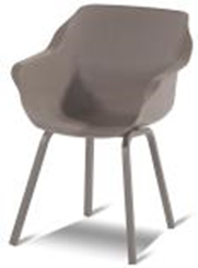 Sophie Element Armchair -Taupe