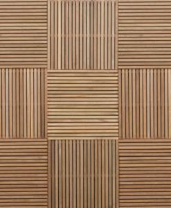 Tuintegel hardhout Surabaya (L50xB50cm)